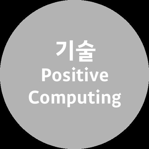기술 Positive Computing