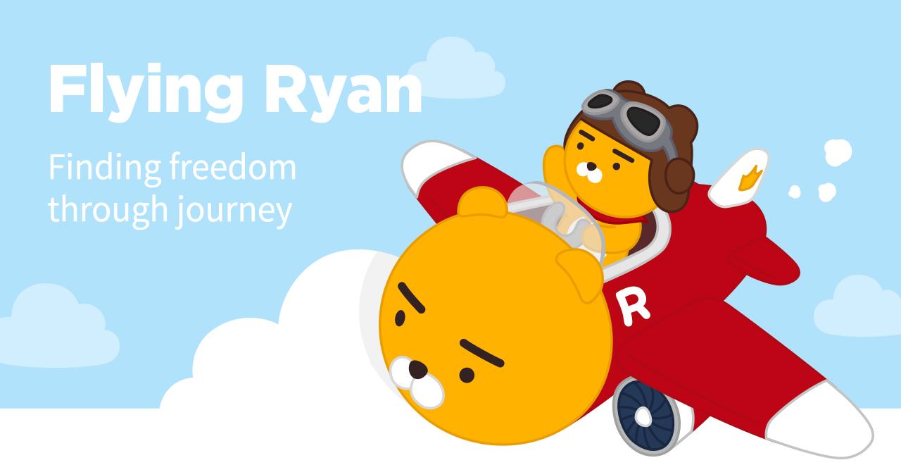 Flying Ryan - Finding freedom through journey