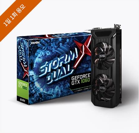 엔비디아 지포스 GTX 1060 6GB