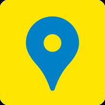 카카오맵 로고